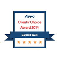 Avvo Client's Choice 2014
